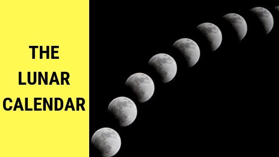 the lunar calander