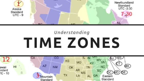 understanding time zones